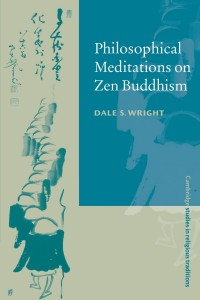 Philosophical meditations on Zen Buddhism